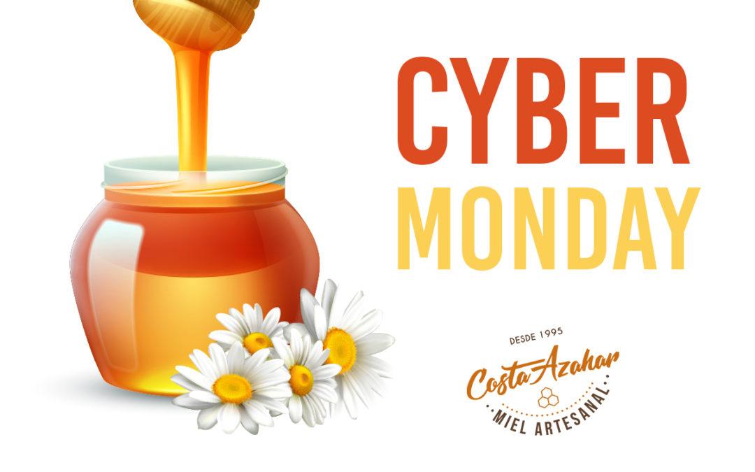 Cyber Monday: Llévate tus mieles favoritas y ahórrate el envío