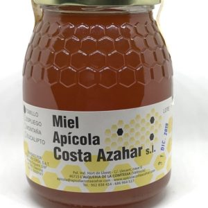 miel artesanal de tomillo 2