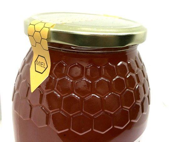 miel artesanal de tomillo
