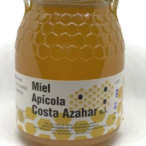 miel artesanal de azahar