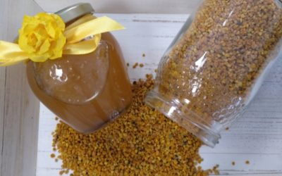 Día Mundial de la Salud: polen de abeja + miel de naranjo a un precio increíble