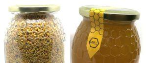 miel polen cambio estacion
