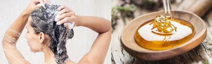 tratamientos caseros de miel para el pelo