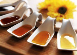 tipos de miel y beneficios
