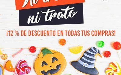 Un Halloween más dulce y un poco menos terrorífico