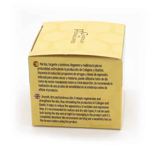 crema antiarrugas veneno de abejas-instrucciones