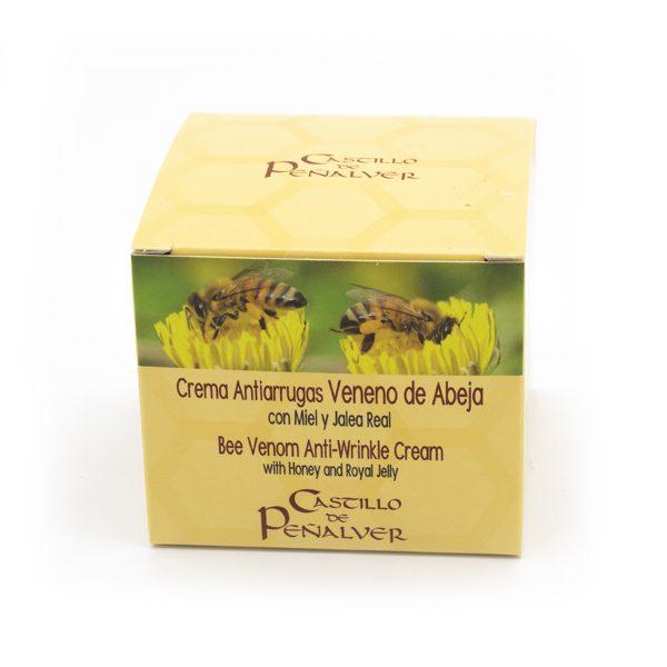 crema antiarrugas veneno de abejas