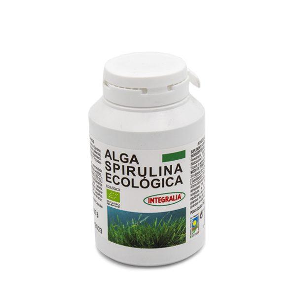 alga spirulina ecologica