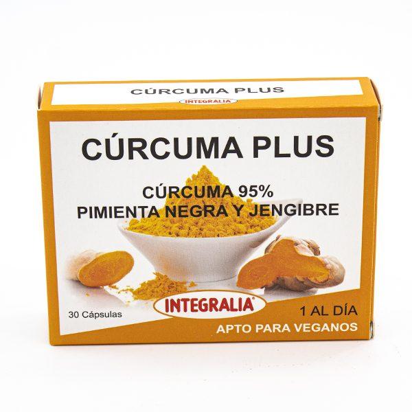 capsulas curcuma veganos