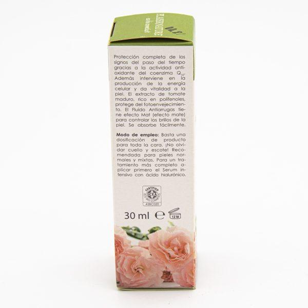 fluido antiarrugas ingredientes