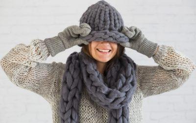 Combate el frío y protege tu piel.