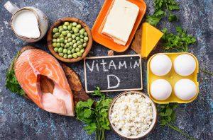 vitamina D cambio estacion