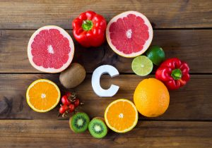 Vitamina C cambio estacion